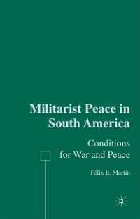 Cover Militarist Peace in South America