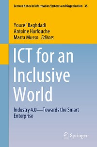 Cover ICT for an Inclusive World