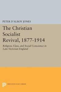 Cover Christian Socialist Revival, 1877-1914