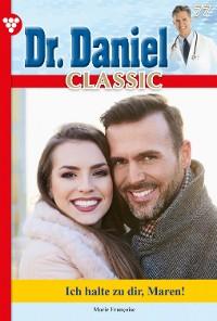 Cover Dr. Daniel Classic 77 – Arztroman