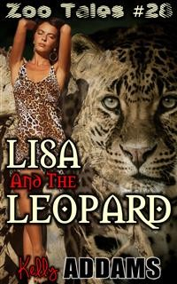 Cover Lisa And The Leopard
