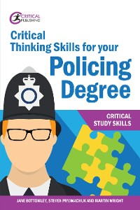Cover Critical Thinking Skills for your Policing Degree