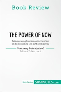Cover Book Review: The Power of Now by Eckhart Tolle