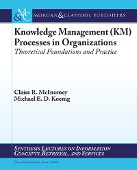 Cover Knowledge Management Processes in Organizations