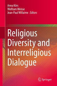 Cover Religious Diversity and Interreligious Dialogue