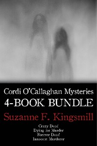 Cover Cordi O'Callaghan Mysteries 4-Book Bundle