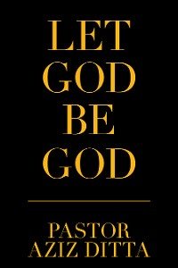 Cover Let God Be God