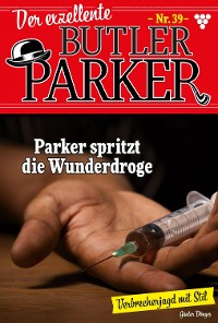 Cover Der exzellente Butler Parker 39 – Kriminalroman