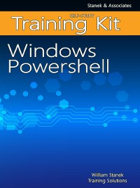 Cover Windows PowerShell Self-Study Training Kit