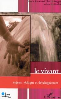 Cover Le vivant