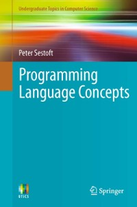 Cover Programming Language Concepts