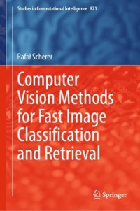 Cover Computer Vision Methods for Fast Image Classification and Retrieval