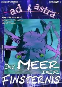 Cover AD ASTRA 001: Das Meer der Finsternis