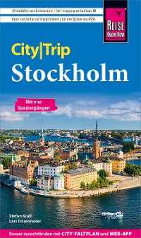 Cover Reise Know-How CityTrip Stockholm