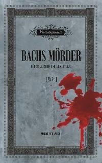 Cover Bachs Mörder