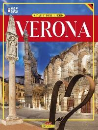 Cover Verona Stadt der Liebe - Deutsche Ausgabe