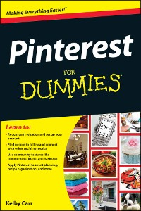 Cover Pinterest For Dummies