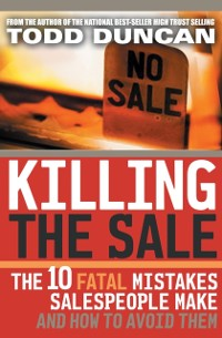 Cover Killing the Sale