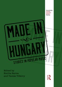 Cover Made in Hungary