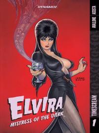 Cover Elvira: Mistress of the Dark (2018), Volume 1