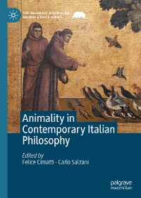 Cover Animality in Contemporary Italian Philosophy