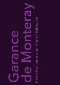 Cover Garance de Monteray