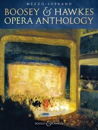 Cover Boosey & Hawkes Opera Anthology--Mezzo-Soprano