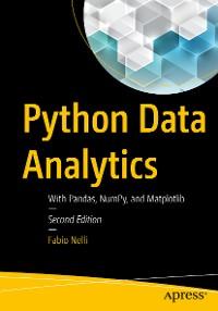 Cover Python Data Analytics