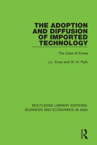 Cover Adoption and Diffusion of Imported Technology