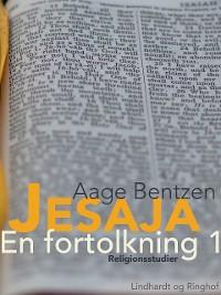 Cover Jesaja. En fortolkning 1