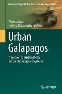 Cover Urban Galapagos