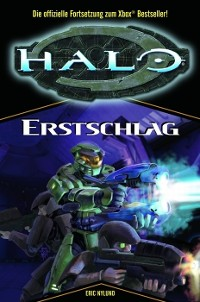 Cover Halo Band 3: Erstschlag