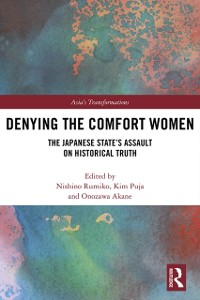 Cover Denying the Comfort Women