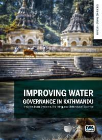 Cover Improving Water Governance in Kathmandu