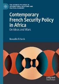 Cover Contemporary French Security Policy in Africa