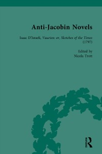 Cover Anti-Jacobin Novels, Part II, Volume 8