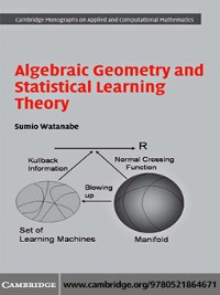 Cover Algebraic Geometry and Statistical Learning Theory