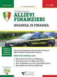 Cover 004 | Concorso Allievi Finanzieri Guardia di Finanza (Prova Scritta di Cultura Generale e TPA)