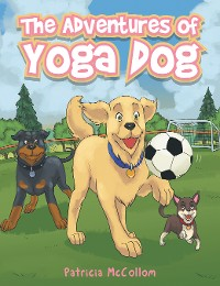 Cover The Adventures of Yoga Dog