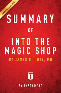 Cover Summary of Into the Magic Shop