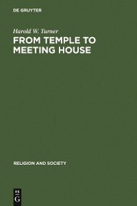 Cover From Temple to Meeting House