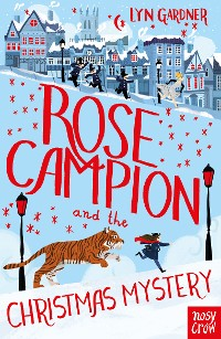 Cover Rose Campion and the Christmas Mystery