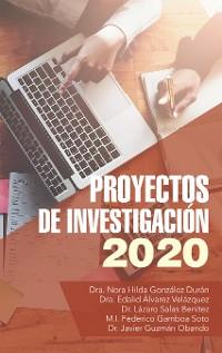 Cover Proyectos De Investigación 2020