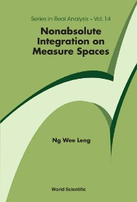 Cover Nonabsolute Integration on Measure Spaces