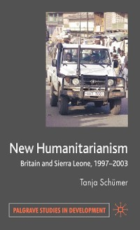 Cover New Humanitarianism