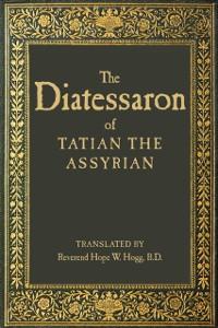 Cover Diatessaron of Tatian