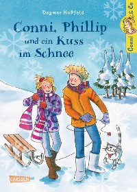 Cover Conni & Co 9: Conni, Phillip und ein Kuss im Schnee