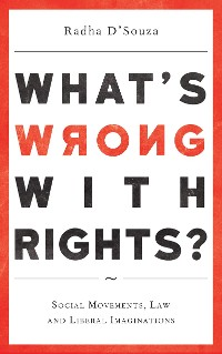 Cover What's Wrong with Rights?