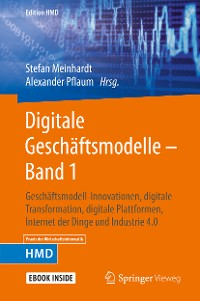 Cover Digitale Geschäftsmodelle – Band 1