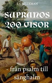 Cover Supranos 200 visor